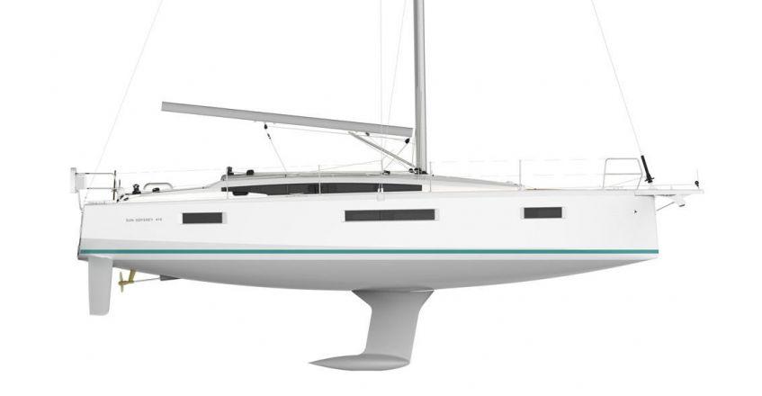 JEANNEAU SUN ODYSSEY 410 neuf, Pornichet Yachting