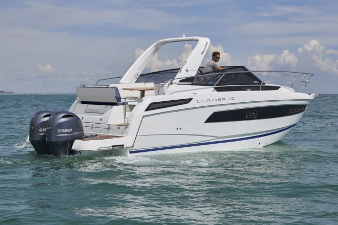 JEANNEAU LEADER 30 HB neuf, Pornichet Yachting
