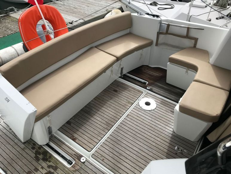 JEANNEAU MERRY FISHER 855, Pornichet Yachting