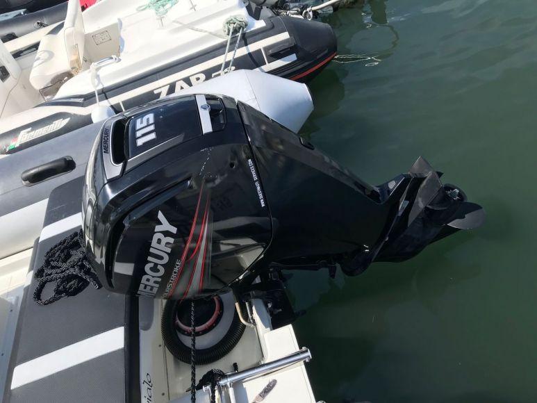 PRO MARINE PROMARINE MANTA 550, Pornichet Yachting