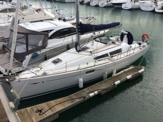Annonce JEANNEAU SO 36 I PERFORMANCE d'occasion, Pornichet Yachting