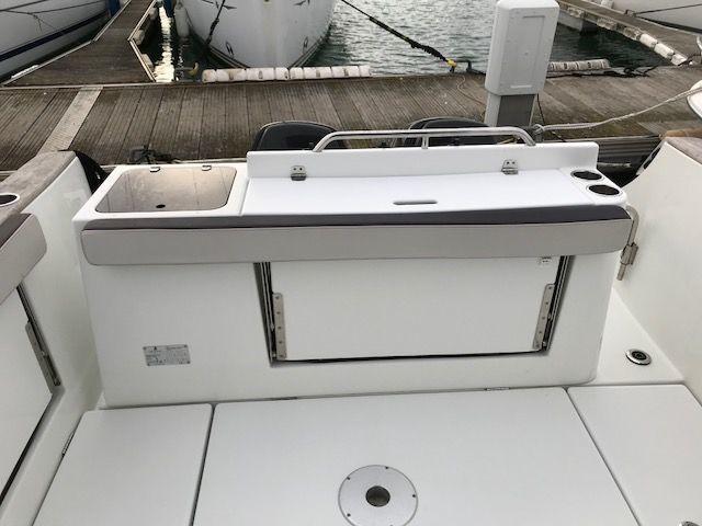 BENETEAU FLYER 8.8 SPACEDECK, Pornichet Yachting