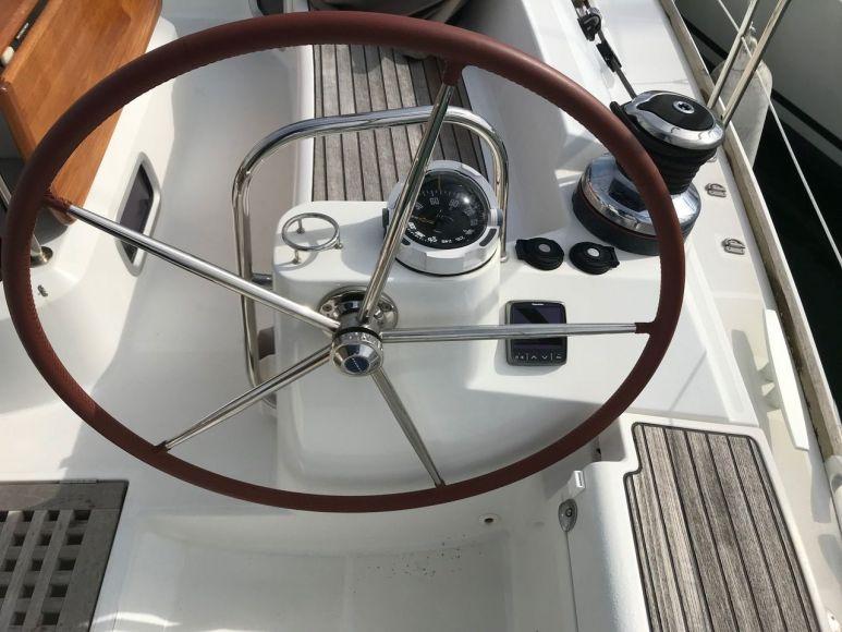 JEANNEAU SUN ODYSSEY 50 DS, Pornichet Yachting