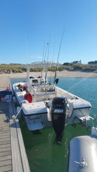 EDGEWATER EDGEWATER 228CC, Pornichet Yachting