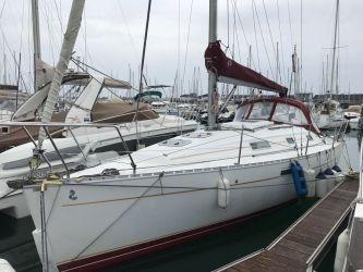 Annonce BENETEAU OCEANIS 311 CLIPPER d'occasion, Pornichet Yachting