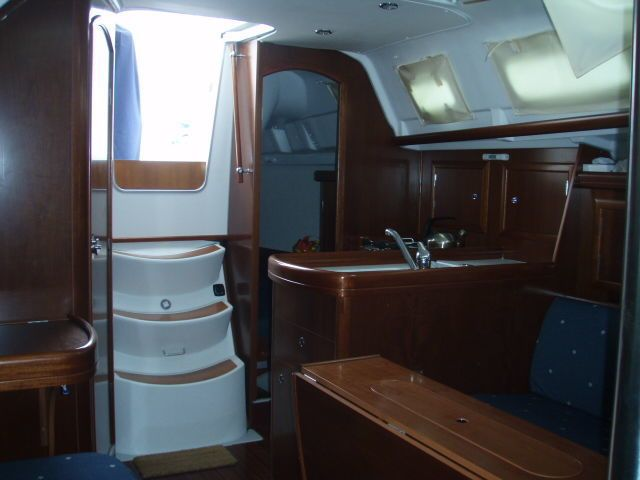 BENETEAU OCEANIS CLIPPER 323, Pornichet Yachting