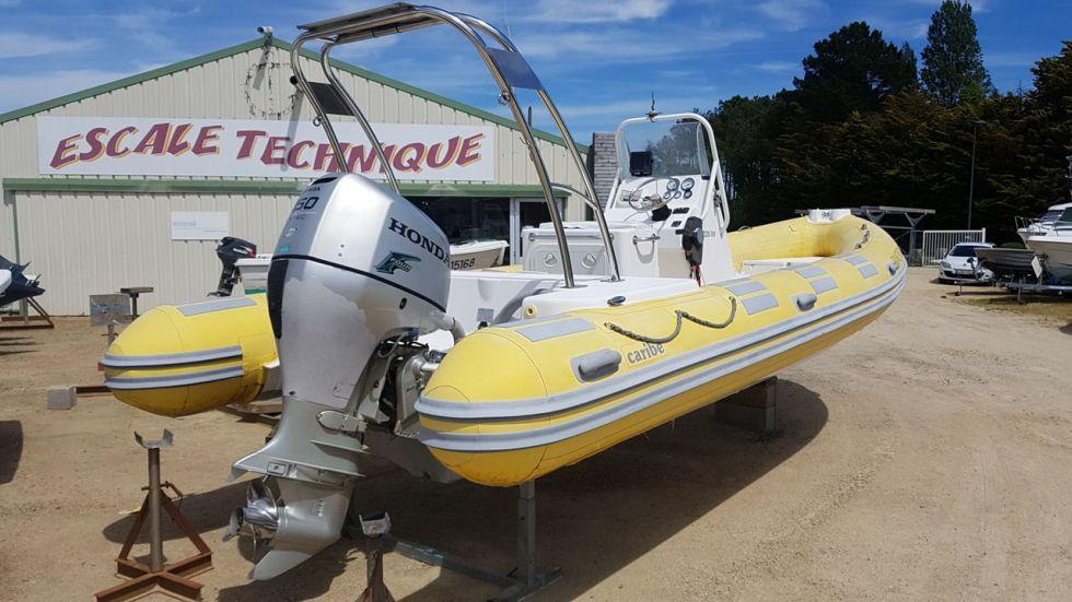 CARIBE NAUTICA CARIBE 24 SC, Pornichet Yachting