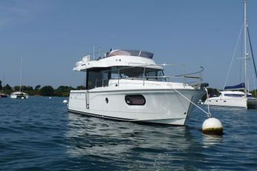 Annonce BENETEAU SWIFT TRAWLER 30 d'occasion, Pornichet Yachting