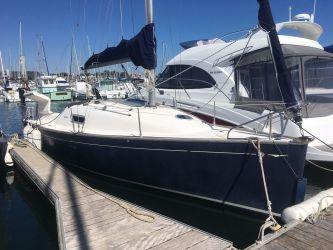 Annonce JEANNEAU SUN 2500 d'occasion, Pornichet Yachting