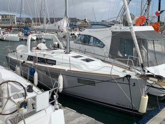 Annonce BENETEAU OCEANIS 35 d'occasion, Pornichet Yachting