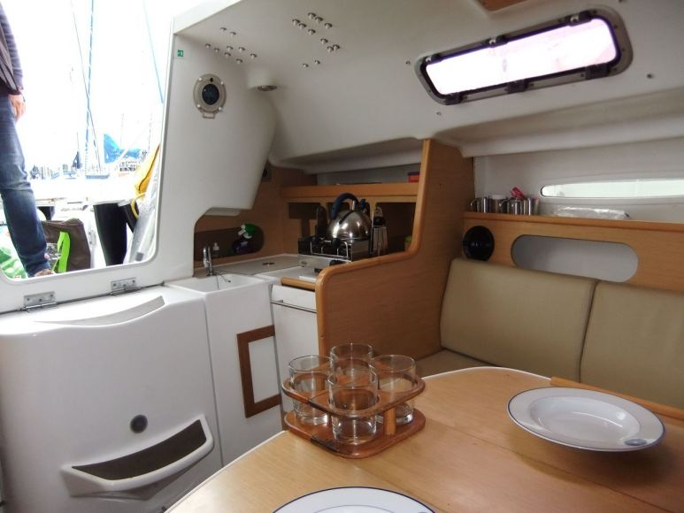BENETEAU FIRST 25.7 S, Pornichet Yachting