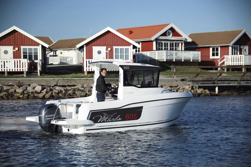 JEANNEAU MERRY FISHER 605 MRL, Pornichet Yachting