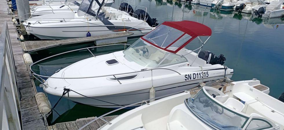BENETEAU FLYER 650 CABIN, Pornichet Yachting