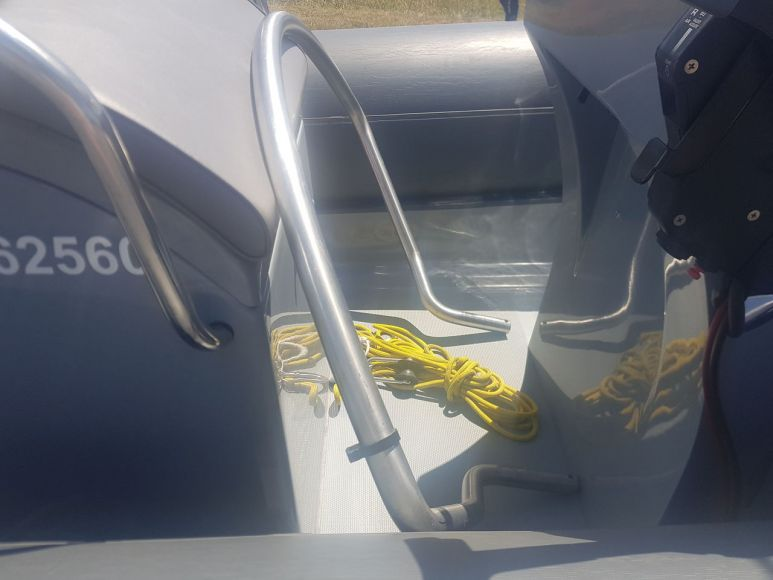 3D TENDER XPRO 535, Pornichet Yachting