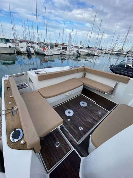 JEANNEAU MERRY FISHER 855 MARLIN, Pornichet Yachting