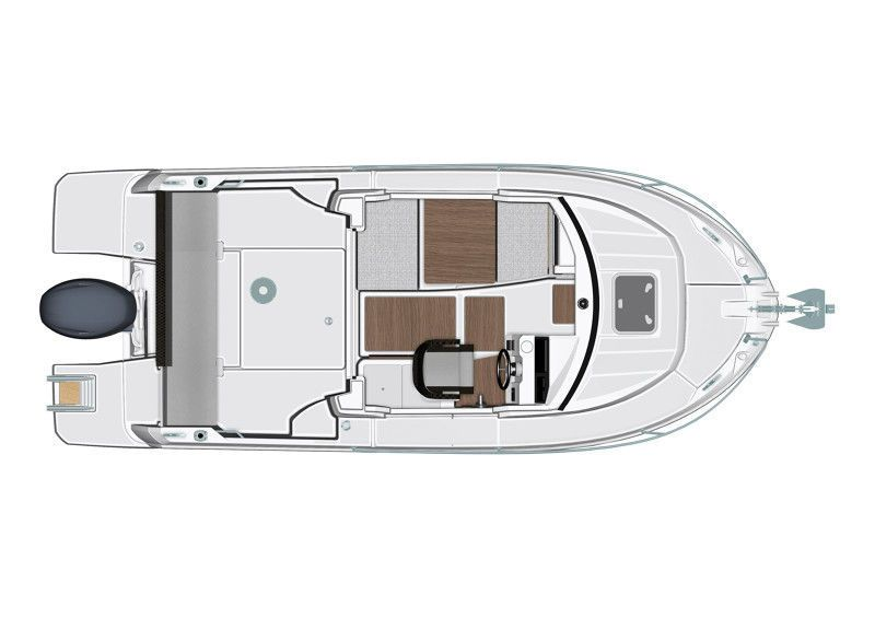 JEANNEAU MERRY FISHER 605 S2 2021, Pornichet Yachting