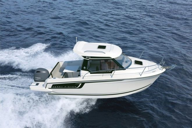 JEANNEAU MERRY FISHER 605 S2 2021 neuf, Pornichet Yachting