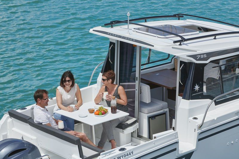JEANNEAU MERRY FISHER 795 S2, Pornichet Yachting