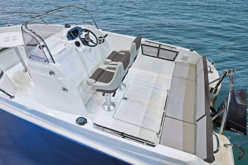 JEANNEAU CAP CAMARAT 5.5 CC 2021, Pornichet Yachting