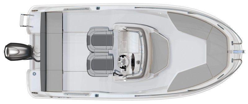 JEANNEAU CAP CAMARAT 5.5 CC S2 2021, Pornichet Yachting