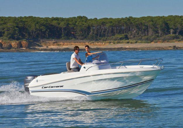 JEANNEAU CAP CAMARAT 5.5 CC S2 2021 neuf, Pornichet Yachting