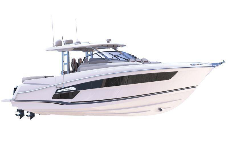 JEANNEAU CAP CAMARAT 12.5 WA , Pornichet Yachting