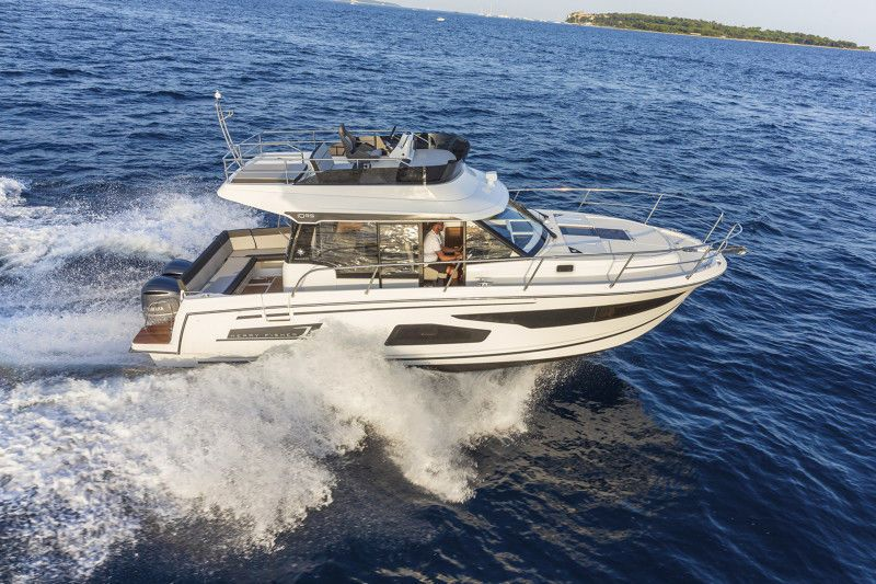 JEANNEAU MERRY FISHER 1095 FLY, Pornichet Yachting