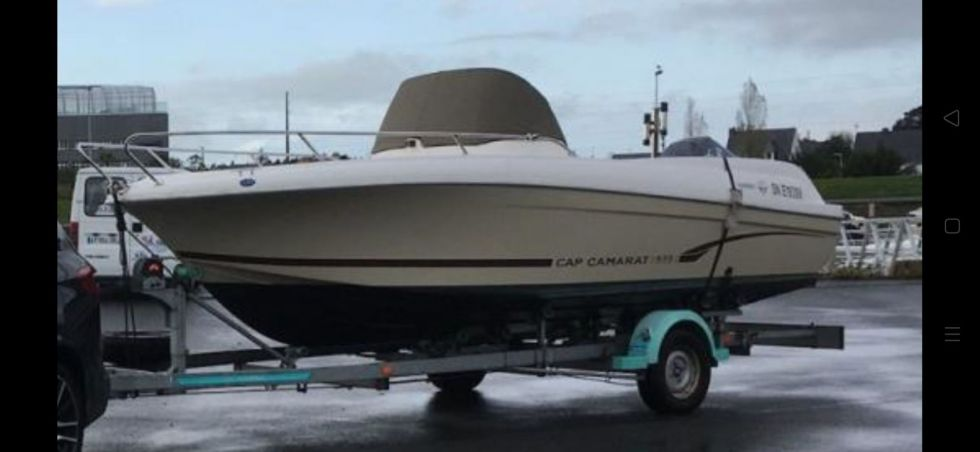 JEANNEAU CAP CAMARAT 635 CC STYLE, Pornichet Yachting