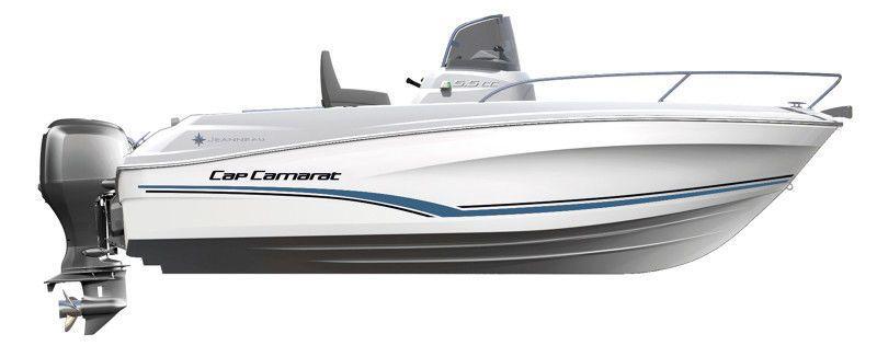 JEANNEAU CAP CAMARAT 5.5 CC SERIE 2, Pornichet Yachting