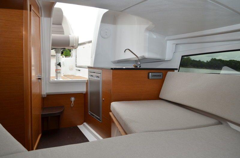 JEANNEAU CAP CAMARAT 7.5 WA S2 2021, Pornichet Yachting