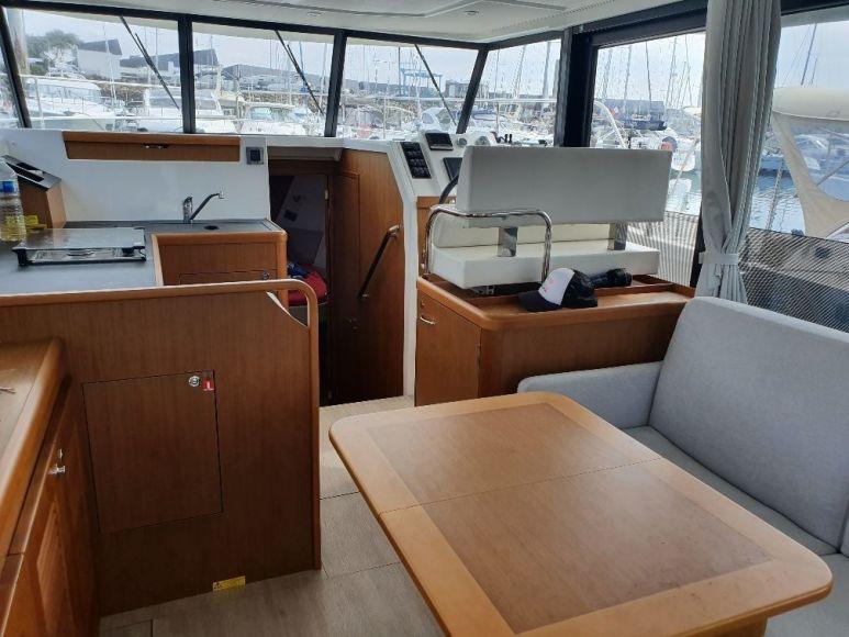 BENETEAU SWIFT TRAWLER 35, Pornichet Yachting