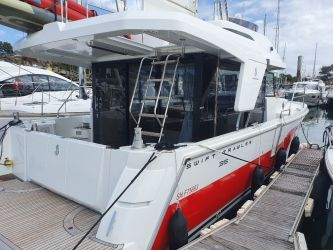 Annonce BENETEAU SWIFT TRAWLER 35 d'occasion, Pornichet Yachting