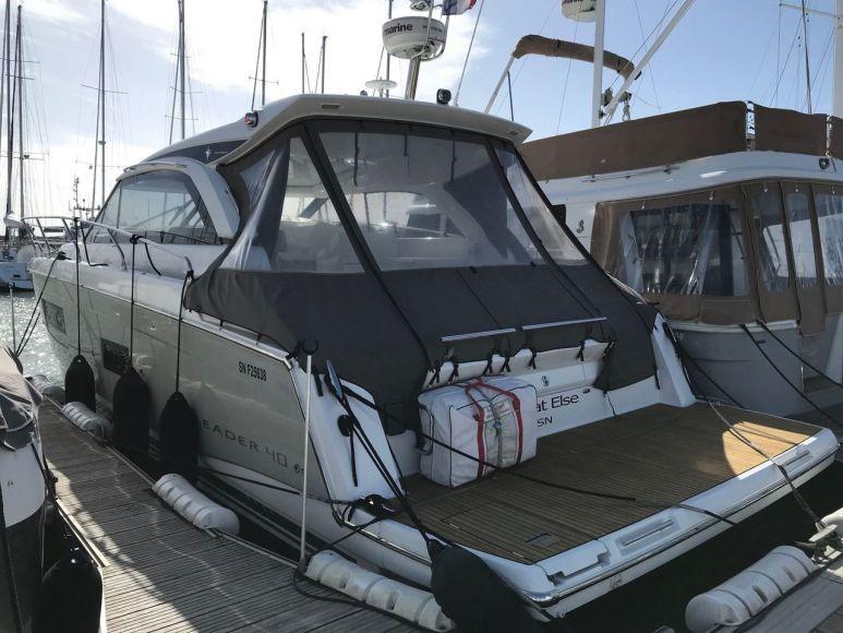 JEANNEAU LEADER 40, Pornichet Yachting