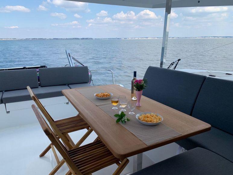 FOUNTAINE PAJOT ISLA 40 MAESTRO, Pornichet Yachting