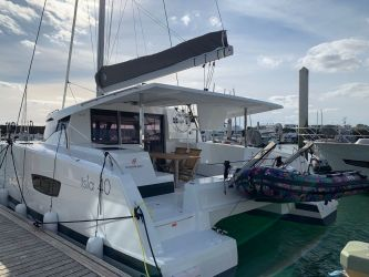 Annonce FOUNTAINE PAJOT ISLA 40 MAESTRO d'occasion, Pornichet Yachting
