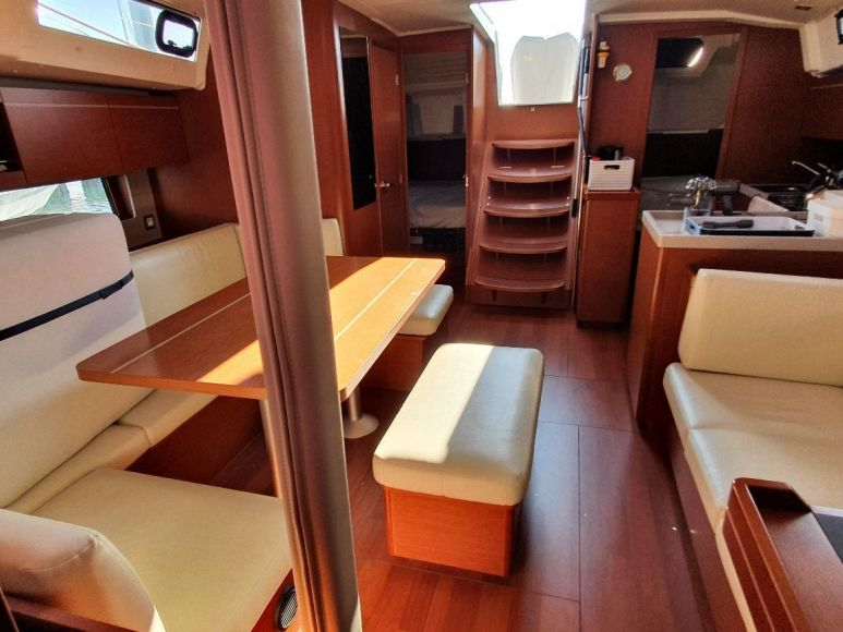 BENETEAU OCEANIS 46.1 FIRST LINE, Pornichet Yachting