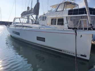 Annonce BENETEAU OCEANIS 46.1 FIRST LINE d'occasion, Pornichet Yachting