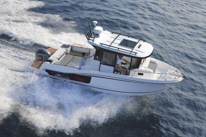 JEANNEAU MERRY FISHER 795 MARLIN 2022 neuf, Pornichet Yachting