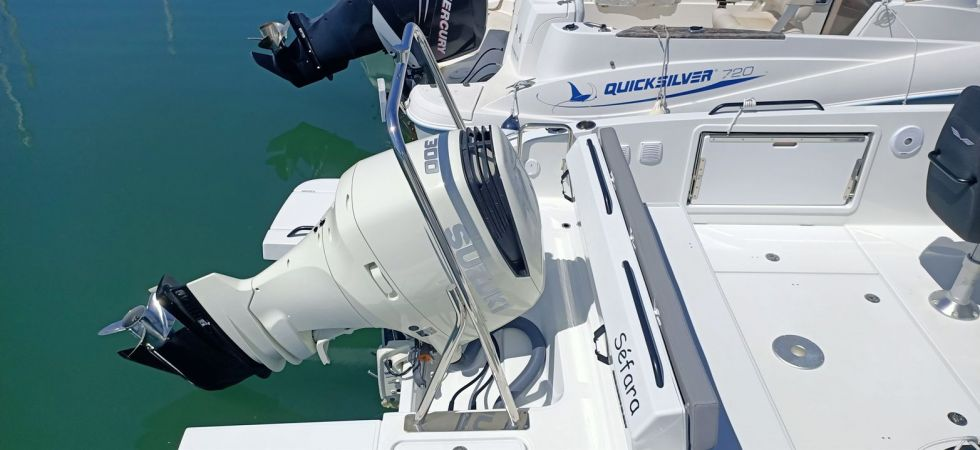 BENETEAU FLYER 8 SPACEDECK, Pornichet Yachting