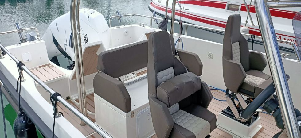 NORD STAR NORD STAR SPORT 25 T-TOP, Pornichet Yachting