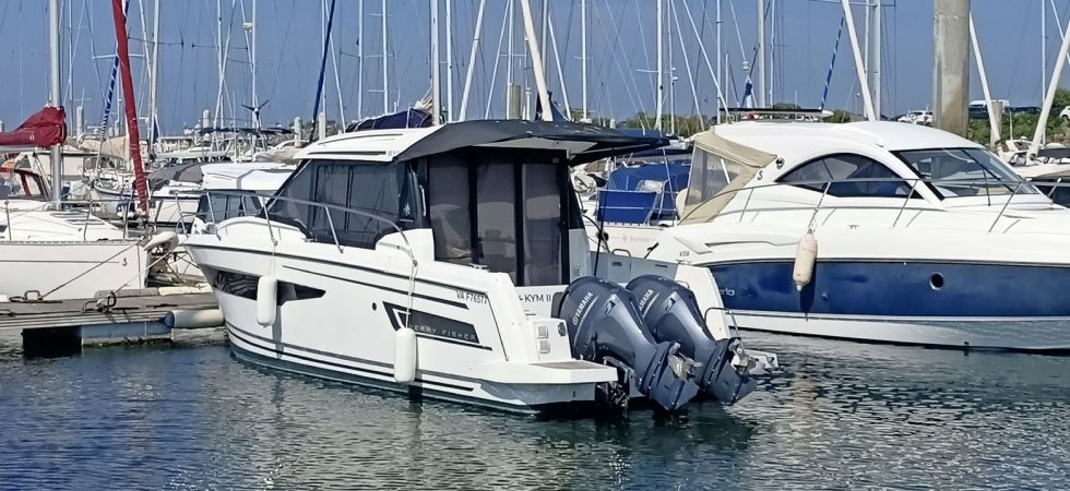 JEANNEAU MERRY FISHER 895 , Pornichet Yachting