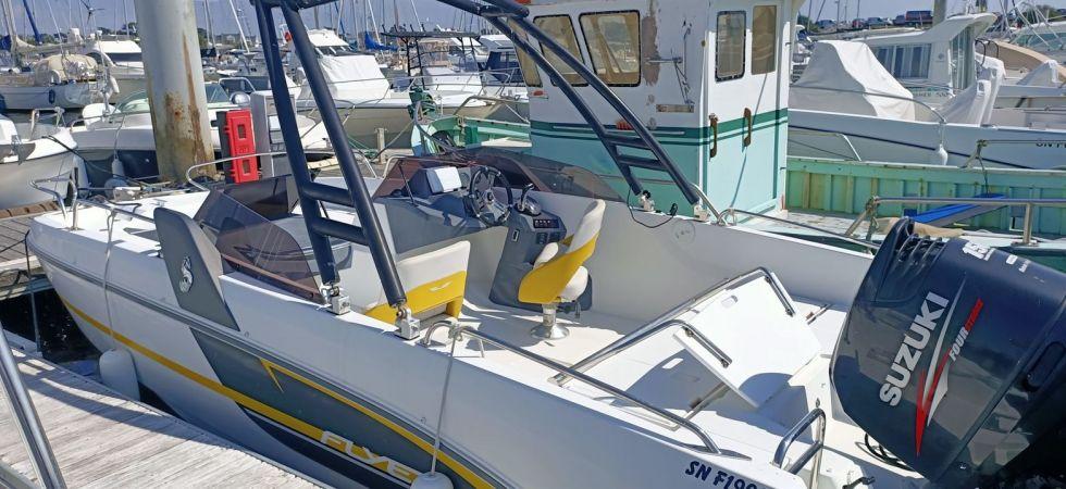 BENETEAU FLYER 6.6 SPORTDECK, Pornichet Yachting