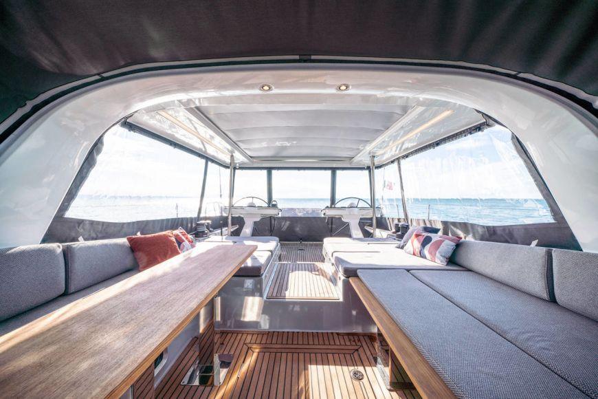 JEANNEAU JEANNEAU YACHT 65, Pornichet Yachting