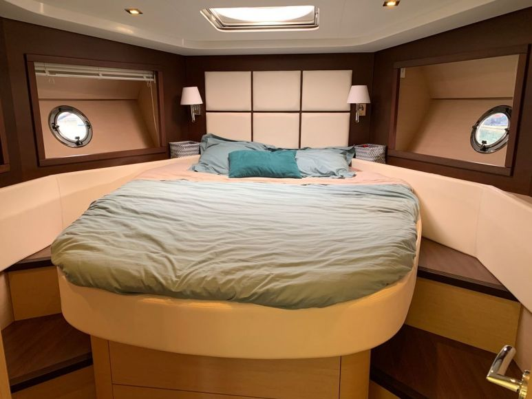 BENETEAU MONTE CARLO 47 FLY, Pornichet Yachting