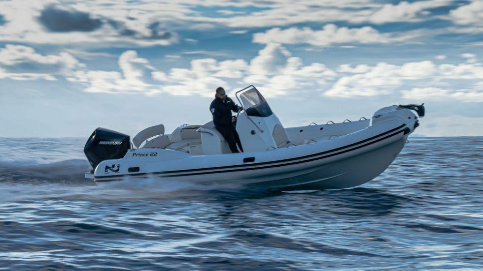 Nuova jolly PRINCE 22, Pornichet Yachting