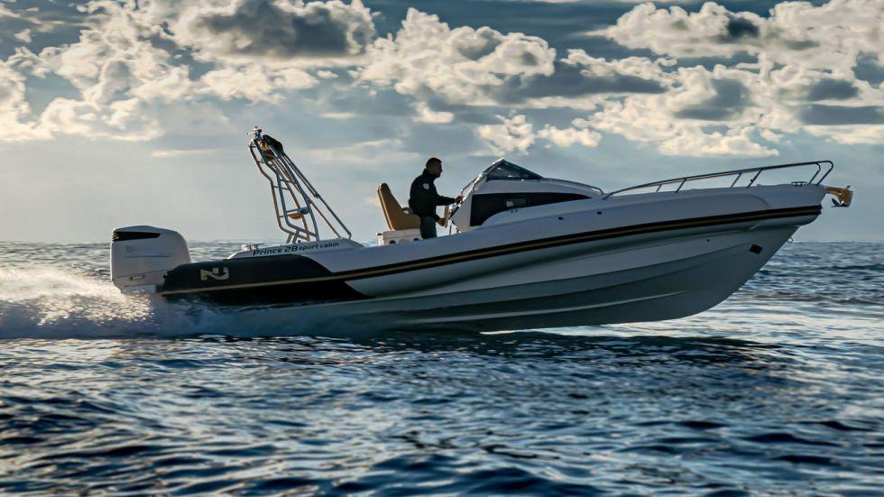 Nuova jolly PRINCE 28 SC, Pornichet Yachting