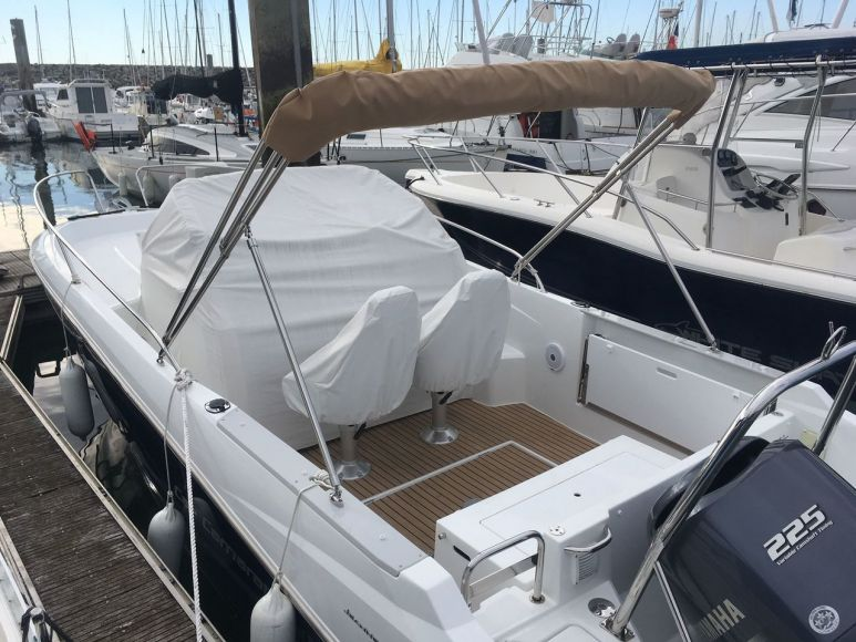 JEANNEAU CAP CAMARAT 7.5 S2 WA, Pornichet Yachting