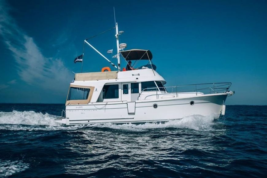 BENETEAU SWIFT TRAWLER 34 FLY, Pornichet Yachting