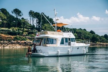 Annonce BENETEAU SWIFT TRAWLER 34 FLY d'occasion, Pornichet Yachting