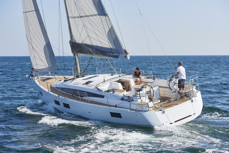 JEANNEAU JEANNEAU 51, Pornichet Yachting